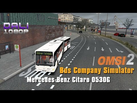 OMSI 2 | Bus Company Simulator Add-on | Multiplayer | Mercedes-Benz Citaro 0530G