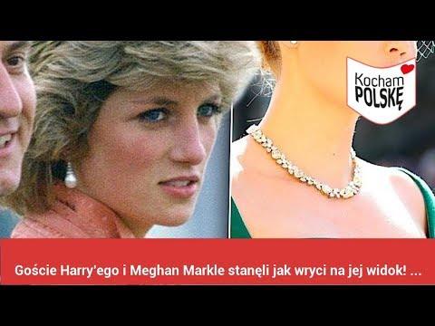 Goście Harry'ego i Meghan Markle stanęli jak wryci na jej widok!...