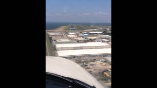 Arrival New Orleans Lakefront Airport