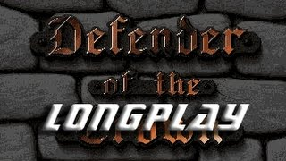 Longplay #077 Defender of the Crown (Commodore Amiga)