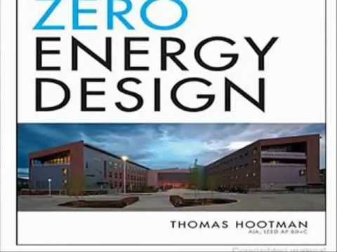 Net Zero Energy Design by Tom Hootman PDF eBook YouTube