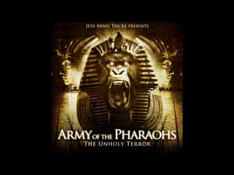 Army Of The Pharaohs - Agony Fires ft. Vinnie Paz, Planetary, Celph Titled & Apathy (432 Hz)