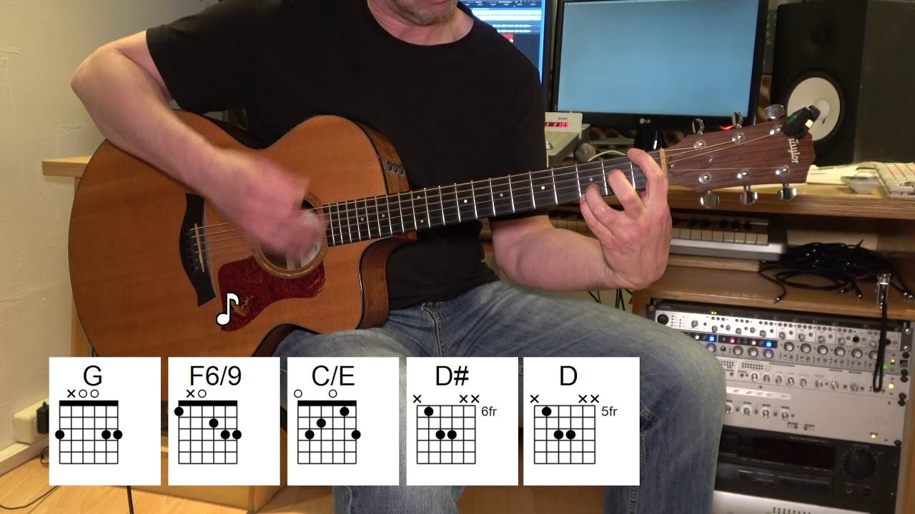 Plush Acoustic Guitar Stone Temple Pilots Original Vocal Track
