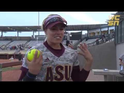 ASU Softball: Sun Devils Keep their Bats Hot for Saturday's Double Header