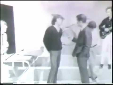 The Doors on American Bandstand 1967 Interview  Jim Morrison