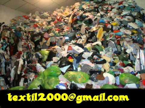 ropa usada mayoristas |Textil: recuperación y reciclaje | ropa usada Empresas