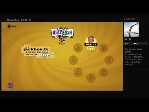 Jackbox Party Pack 3 quiplash mature |