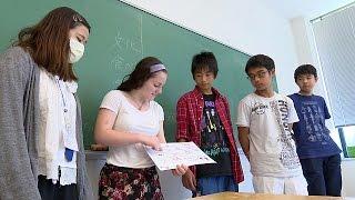 Keio NY summer school program '15 / 慶應義塾ニューヨーク学院のサマープログラム