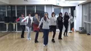 intro figaro dance practice