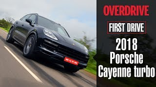2018 Porsche Cayenne Turbo | First Drive Review | OVERDRIVE