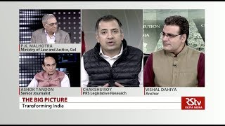 The Big Picture: Transforming India