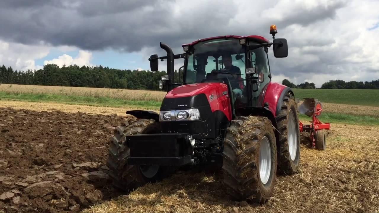 Luxxum de case ih le tracteur de l 39 leveur par excellence youtube - Image tracteur ...