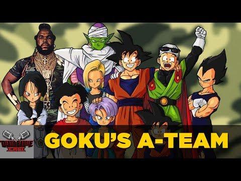 Goku's A-Team   DEATH BATTLE Cast