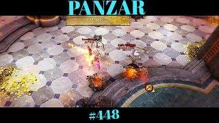 Panzar - Сапс под новую музыку набрасывает мортиркой.#448
