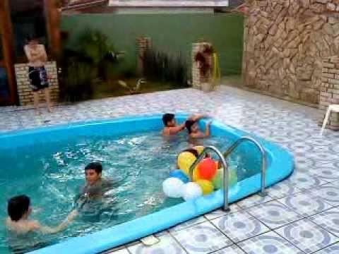 anivers rio murilo piscina mp4 youtube