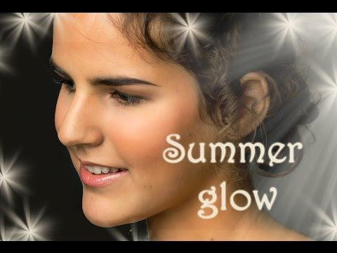 JLo Summer Glow - Make Up Tutorial