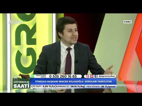Hayvancılık Saati / Sencer Solakoğlu - Agro TV