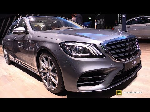 2018 Mercedes S500 Exterior and Interior Walkaround 2017 Frankfurt Auto Show