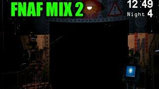 jogando outro fan game ._. - Fnaf Mix 2