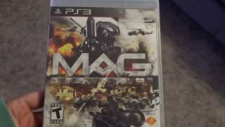 Playing MAG (PS3) in 2019