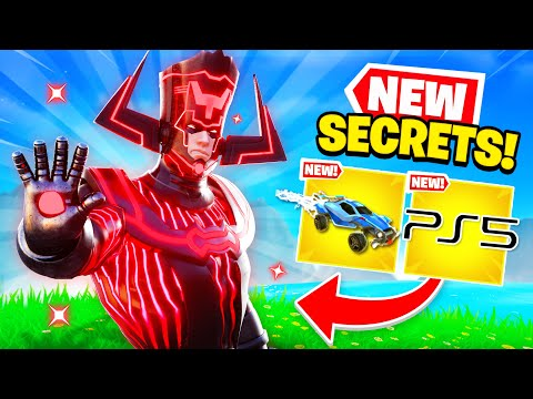 NEW *SECRETS* FOUND in Fortnite! (MIND BLOWING)