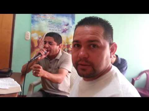 En la emisora de radio en esteli Nicaragua