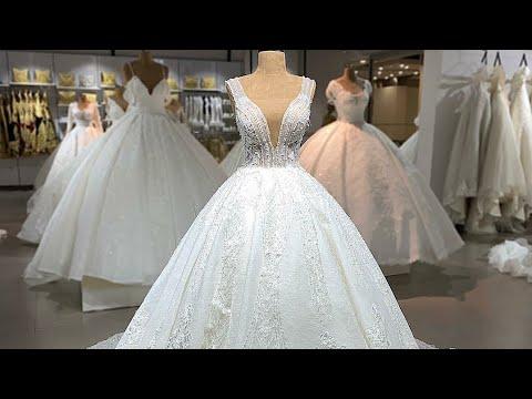 Top Most Amazing Wedding Dresses 2019