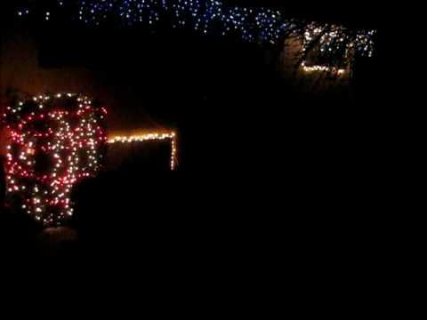 GE Lights and Sounds of Christmas Light Show.avi