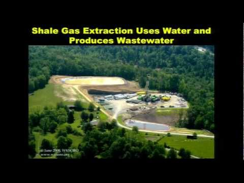 CMU Energy Presentation: Shale Gas Development and Water