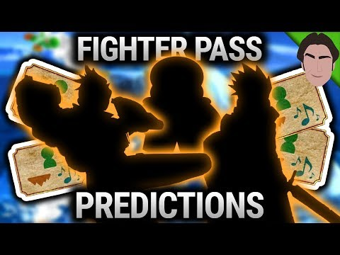 They Could be DLC Fighters for Super Smash Bros Ultimate! thumbnail