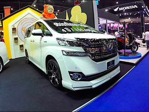 All New Alphard Vs Vellfire Roof Rack Grand Avanza 2017 Luxury Toyota 2018 Youtube