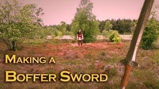 Video Making a Boffer Sword download MP3, 3GP, MP4, WEBM, AVI, FLV Agustus 2018