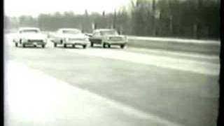 1957 2 of 8 Chrysler Comparative Test