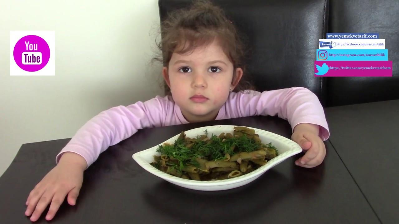 Zeytinyağlı Bakla Tarifi Videosu
