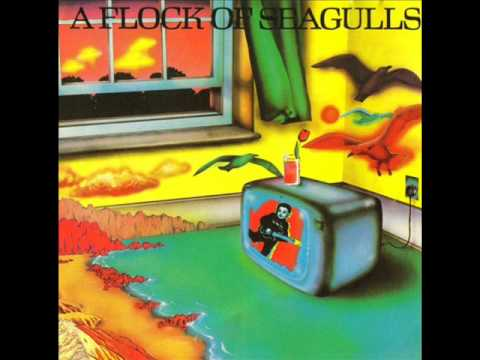 A Flock Of Seagulls - Standing in The Doorway