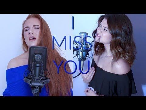 "Clean Bandit ft. Julia Michaels ""I Miss You"" Cover by Red & Victoria Skie"