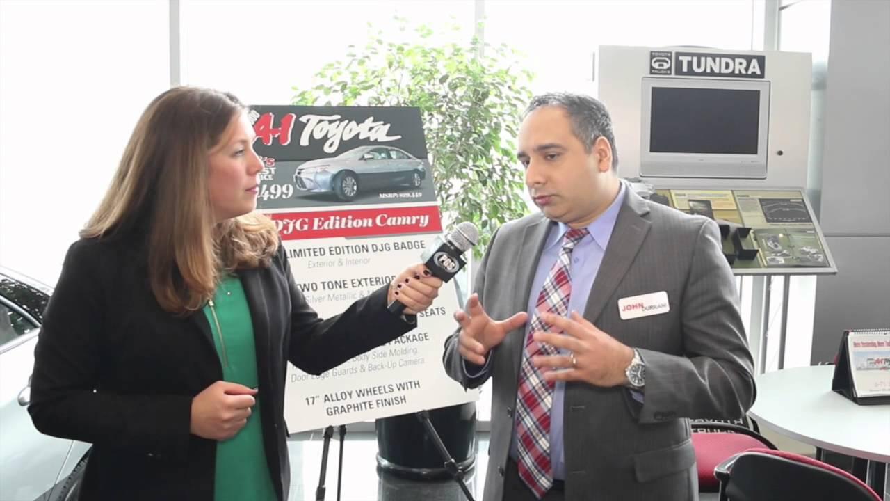 A 1 Toyota Presents The Dominic Galardi Birthday Celebration In New Haven,  CT