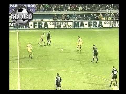 Parma 6 vs Bordeaux 0 Copa UEFA 1998 1999 FUTBOL RETRO