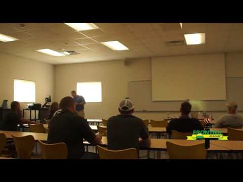 2016 Sprayer Optimization Clinic: BASF Presentation