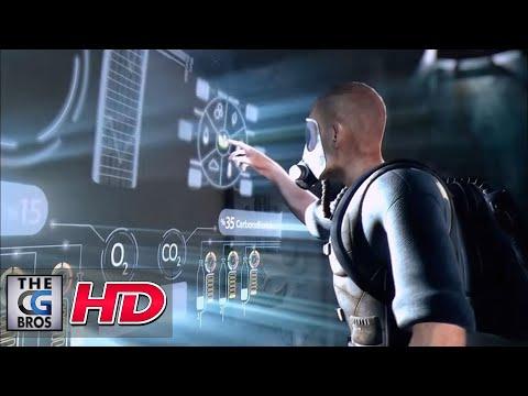 "CGI 3D Animated Short ""Oxygen"" - by Murat Kilic"