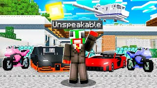 BECOMING A BILLIONAIRE IN MINECRAFT!