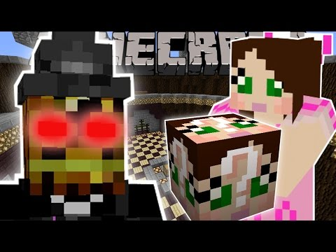 Minecraft: GAMINGWITHJEN LUCKY BLOCK 100 WAYS TO DIE - Lucky Block Mod - Modded Mini-Game