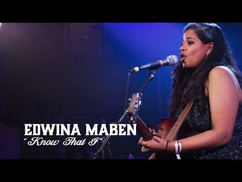 Edwina Maben: Guitar Center Singer-Songwriter 6 Finalist