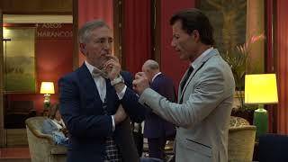 Premios Cantábrico Excelente 2018 - Cóctel de bienvenida a los premiados. Oviedo, 25 de mayo de 2018