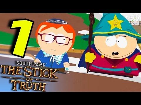 НАЧАЛО ИГРЫ - ПЕРВЫЙ ЧАС! (South Park: The Stick of Truth) #1