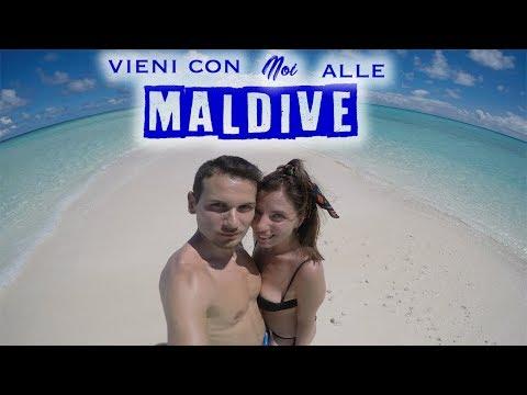 Vieni con noi alle MALDIVE   🏝KURAMATHI ISLAND🏝   Simona Nappi MUA