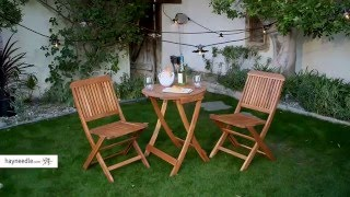 Advice for Making the Most of Small Outdoor Spaces hayneedle.com