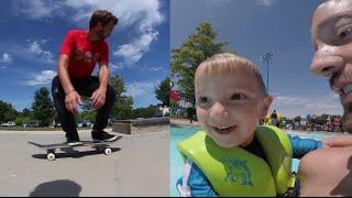 ADIML 35: Father Son Pool Day!