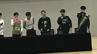 Video (170914) EXO FANSIGN download MP3, 3GP, MP4, WEBM, AVI, FLV Desember 2017