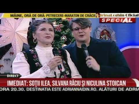 IRINA LOGHIN, PAUL SURUGIU SI ALESIS - COLINDE 2016